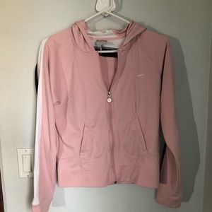 NIKE Pink Hoodie size Small